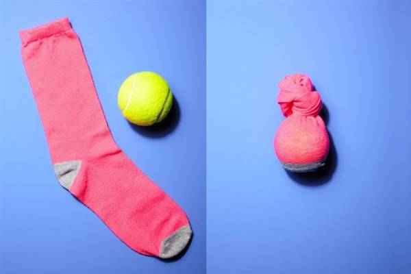 با کاربردهای یک لنگه جوراب آشنا شوید