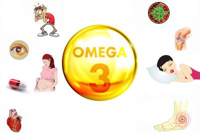 امگا 3 چیست و چه خواصی دارد