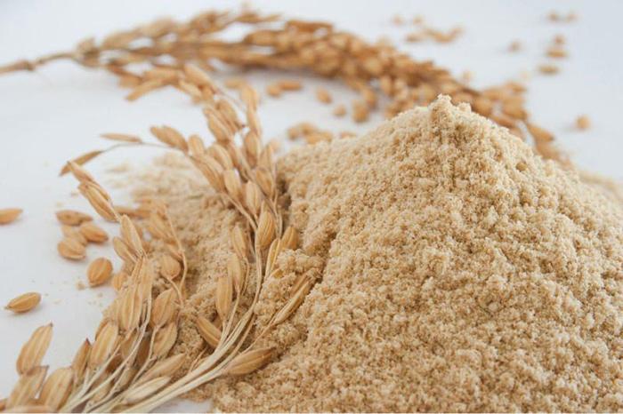 خواص سبوس برنج برای سلامتی