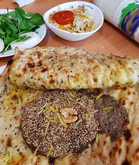طرز تهيه بریانی اصفهان
