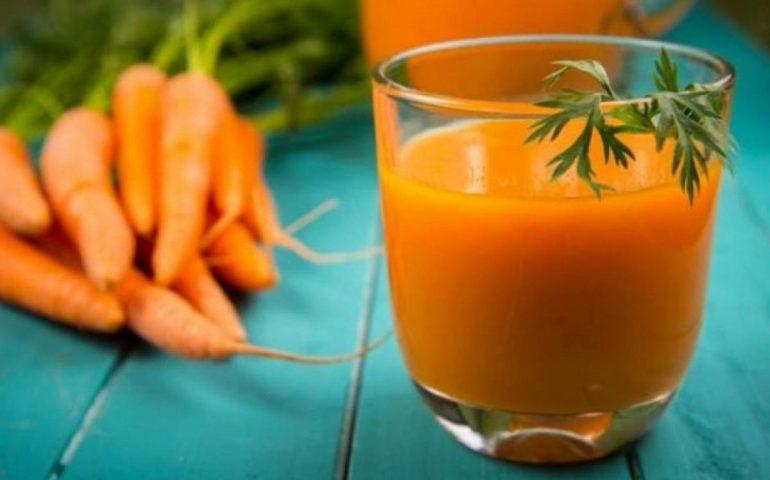 طرز تهیه شیر هویج
