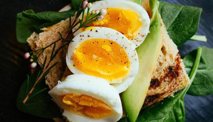 سالم ترین روش های پختن تخم مرغ