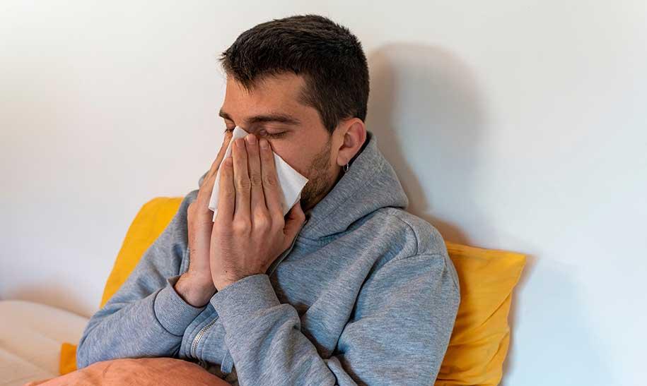 تشخیص سرماخوردگی ازعفونت کرونا